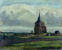 De toren van Van Gogh
